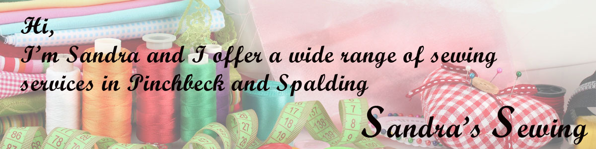 Sandras Sewing Spalding and Pinchbeck